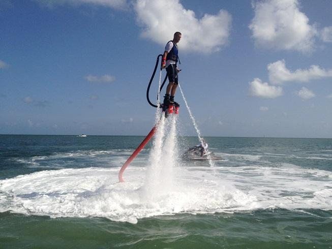 Flyboard Valencia Adventure